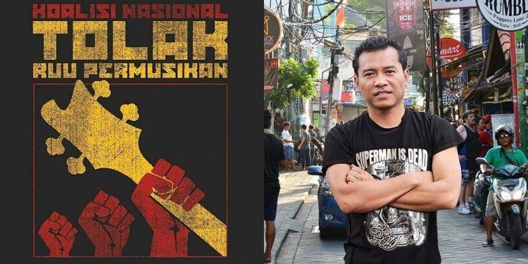 Kolase poster KNTL RUU dan Anang Hermansyah | Gambar: Instagram aganharahap & wenzrawk.