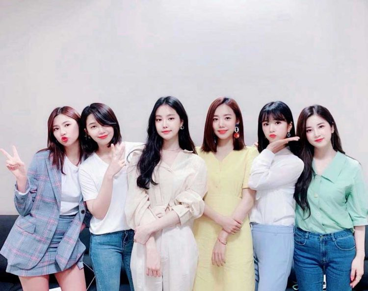 Girlband K-Pop Apink siap memeriahkan Super K-Pop Festival 2019 | Foto: Fanpage Apink