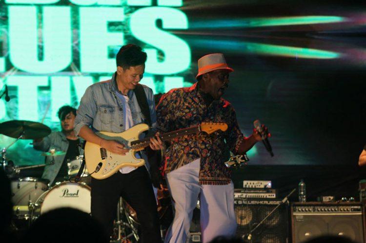 Salah satu penampil di ajang Bali Blues Festival   Foto: balibluesfestival.com