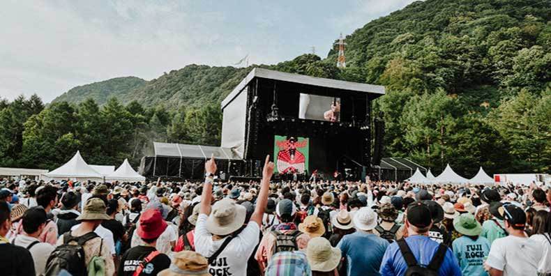 Fuji Rock Festival   Foto: fujirockfestival.com