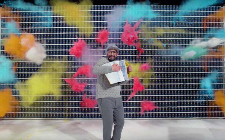 Opening MV 'The One Moment' | Foto: tangkapan layar YouTube OK Go