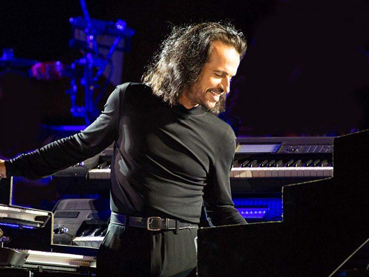 Penampilan Yanni, sang maestro jazz   Foto: Amazon.com