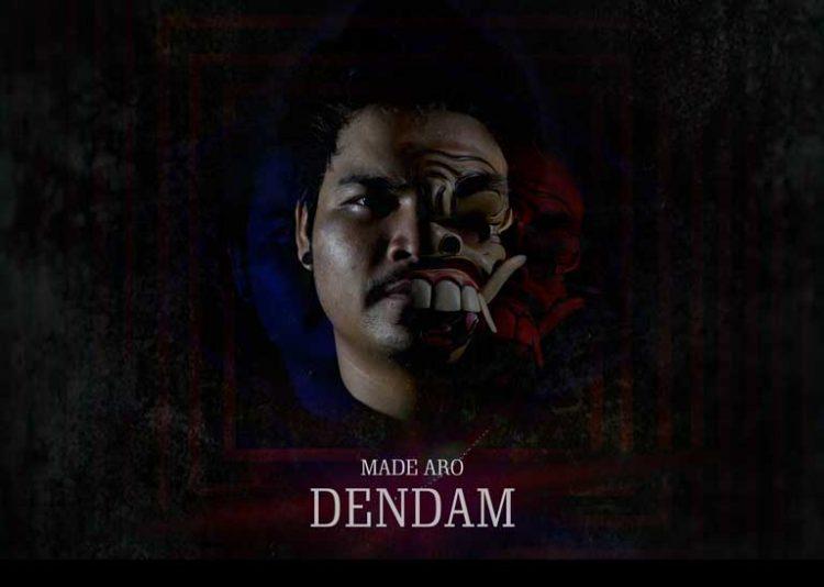 Dendam artwork   Gambar: Made Aro