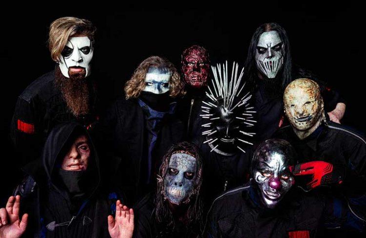Slipknot dipastikan menjadi pengisi acara Hammersonic 2020. (Fanpage Slipknot)
