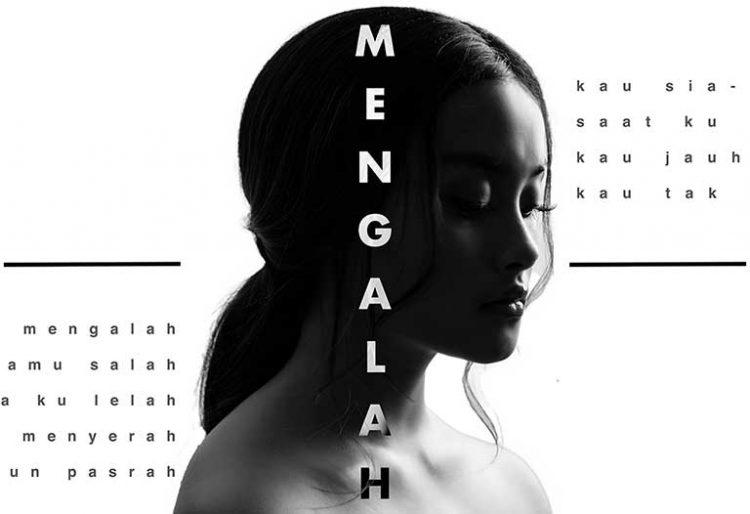 Artwork Mengalah | Tival