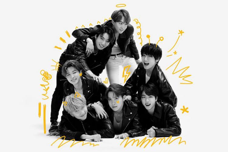 BTS Raih Puncak Tangga Billboard. (Fanpage BTS)