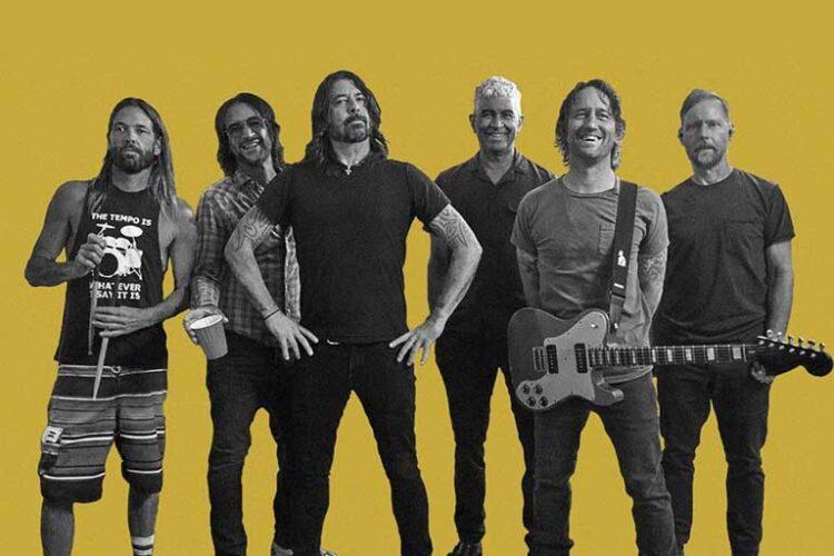 Foo Fighters Konser Alaska